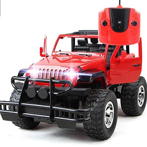 Lotee RC Auto Fernbedienung Stunt Geländewagen Geländewagen Geländewagen Funkfernsteuerung Buggy Auto Elektro Spielzeug Dirt Bike Spielzeug Kinder Geschenk Lernspielzeug (Größe : 3 Battery Packs)