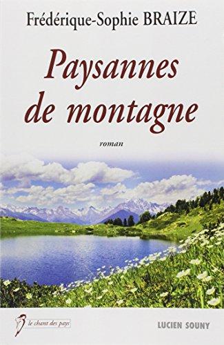 Paysannes de montagne par Braize Frédérique-Sophie