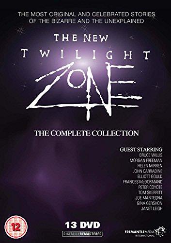 The New Twilight Zone: Complete 80's Box Set [DVD] [NTSC]
