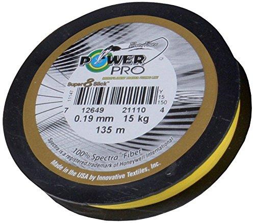 power-pro-super-8-slick-275m-013mm-8kg-gelb-geflochtene-angelschnur