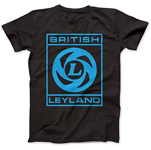 British Leyland Retro T-Shirt 100% Premium Cotton