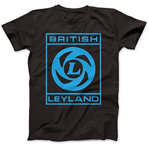 British Leyland Retro T-Shirt 100% Premium Cotton
