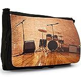 Best Drum Sets - Fancy A Bag Sac bandoulière noir Warm Up Review