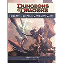 Forgotten Realms Campaign Guide (Dungeons & Dragons)