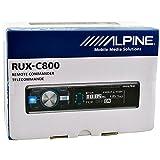 Alpine rux-c800Fernbedienung schwarz