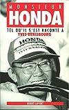 Monsieur Honda...