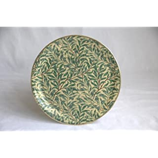 Arnold Designs - Quality Fibreglass Tray in William Morris Green Willow Design
