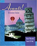 Avanti: Beginning Italian Student Edition with Bind in passcode 9780073252209 available at Amazon for Rs.8928.24