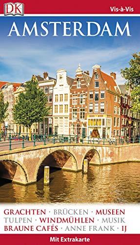 Vis-à-Vis Reiseführer Amsterdam: mit Extrakarte und Mini-Kochbuch zum Herausnehmen