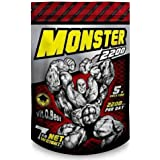Vit-O-Best Monster Gainer 2200, Suplementos Alimentarios para Deportistas, Sabor a Chocolate - 7000 gr