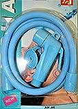 DOUCHE ET DOUCHETTES plastique salle de bain bleu CAMPING CAR,4X4, CARAVANE et bateaux
