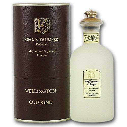 Wellington Cologne Verre Couronne Topped Bouteille (100 ML)
