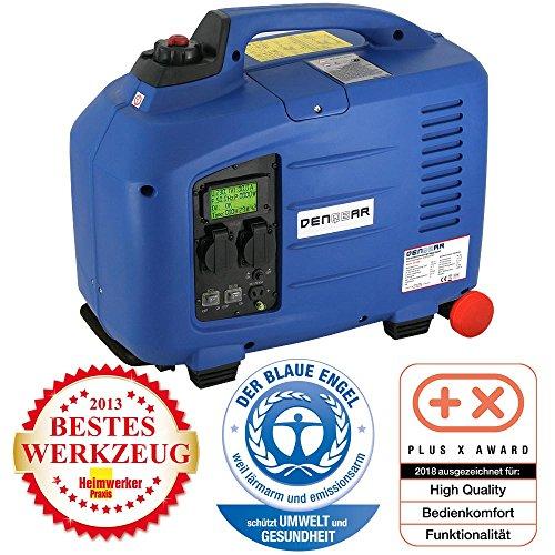 Denqbar Digitaler Inverter Generator thumbnail