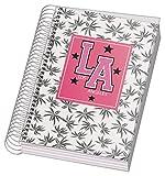 DOHE Nexus Agenda scolaire avec motif Los Angeles, A61jour par page