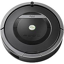 iRobot Roomba 871 - Robot aspirador, rendimiento de limpieza avanzado, programable, para el pelo de mascotas,