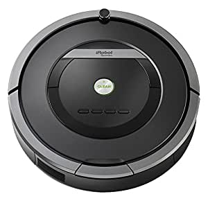 iRobot Roomba 871 Vacuum Cleaning Robot, Black