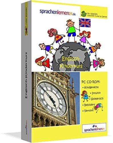 Englisch-Kindersprachkurs von Sprachenlernen24: Kindgerecht bebildert und vertont für ein...