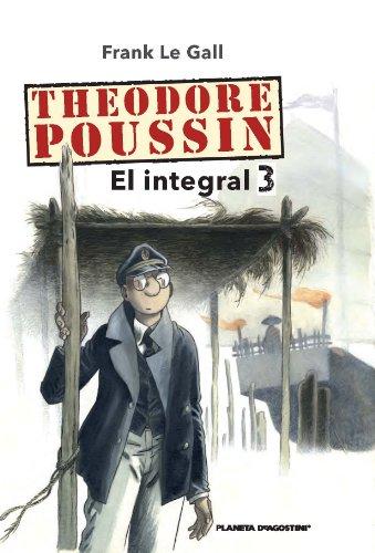 Theodore Poussin nº 03/03 par FRANK LE GALL