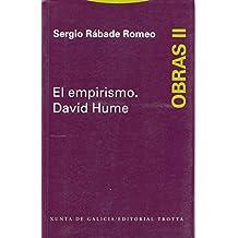 El Empirismo. David Hume. Obras II (Estructuras y Procesos. Filosofía)