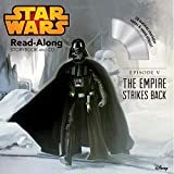 Star Wars: The Empire Strikes Back Read-Along Storybook and CD by Disney Book Group (2015-03-10)
