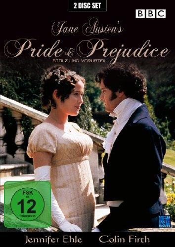 Bild von Pride and Prejudice [2 DVDs]