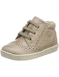 Falcotto Baby Jungen 4177 Sneaker, Beige (Tortora), 22 EU