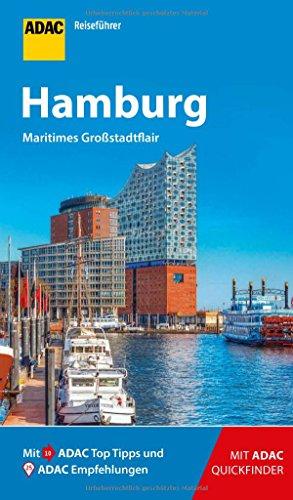 ADAC Reiseführer Hamburg: Der Kompakte mit den ADAC Top Tipps und cleveren Klappkarten
