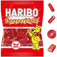 Haribo Favoritos Red Mix Geles Dulces - 275 gr