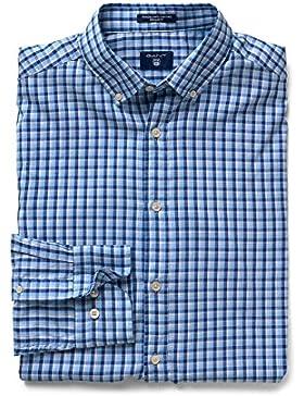 Camisa Gant Cuadros Azules
