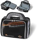ZEBCO Pro Staff Rig ung Lure Tasche,mit zwei Fächern, mit Reißverschluss und Traggriff, Größe...