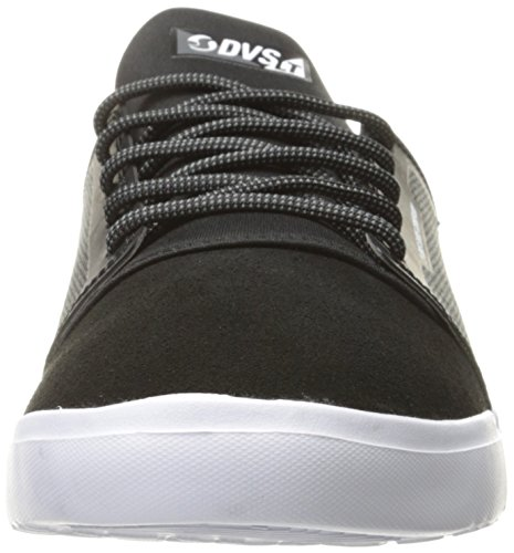 Sneaker Stratos Lt Black Woven DVS Shoes Uomo 5t6Fq
