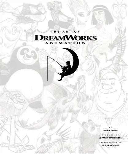 The Art of Dreamworks Animation. par Ramin Zahed