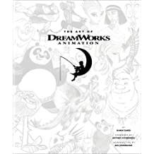 The Art of Dreamworks Animation.