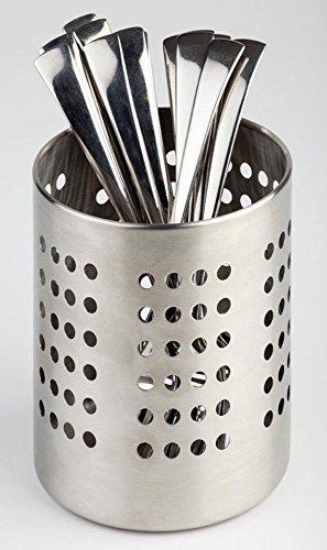 APS égouttoir à couverts Ø 12 cm, H: 13,5 cm acier inoxydable, poli mat