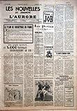 Telecharger Livres NOUVELLES DU DIMANCHE N 513 du 22 06 1947 LE PLAN DE SAUVETAGE DU FRANC UN SIMPLE SIGNATURE ET 5000 AVEUGLES RECOUVRERONT LA VUE LES POSITIONS DE LA BEGUM ENTRE NOUS PAR A K K L HISTOIRE LA PLUS DROLE DE LA SEMAINE COMPRENDRE PAR A R LA GUERRE ATOMIQUE ECLATE LE PARLEMENT SE REUNIT DELIBERE ELIT UN PRESIDENT PAR TELEVISION LES CINEMAS DECU PAR LES DEUX DERNIERS FILMS QU IL A TOURNES EN FRANCE JEAN GABIN REGAGNE HOLLYWOO (PDF,EPUB,MOBI) gratuits en Francaise