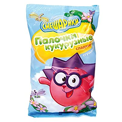 "Kukurusnie Palochki ""Smeschariki"" mit Sguschonka Geschmack"