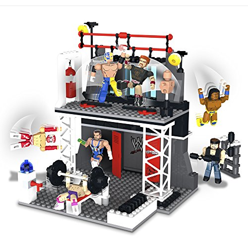 WWE Stack Down Train und Rumble Spielset [UK Import]