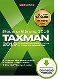 Lexware Taxman 2019 Download für das Steuerjahr 2018 | Steuererklärungs-Software für Arbeitnehmer, Familien, Studenten, im Ausland Beschäftigte -