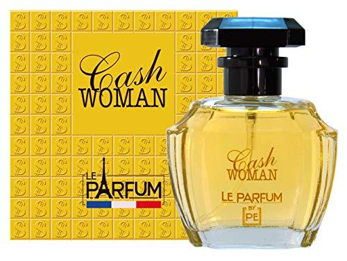LE PARFUM DE FRANCE Cash Woman Eau de Toilette Femme 100 ml