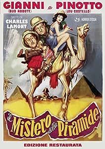 Il Mistero della Piramide (DVD)