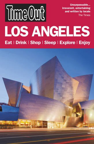 Time Out Los Angeles (Time Out Guides) (Film Time Out Guide)