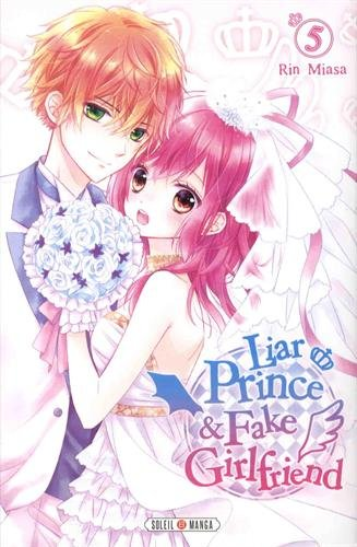 Liar Prince & Fake Girlfriend, Tome 5 : par From Soleil Productions