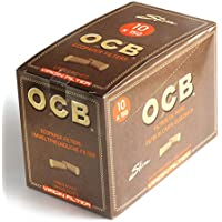 Ocb Slim Virgin 6mm Biodegradabili - Box 10 Bustine da 150 Filtri