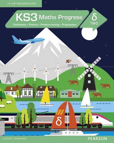 KS3 Maths Progress Student Book Delta 2