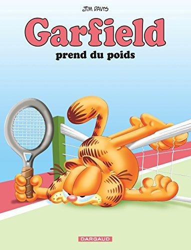 Garfield (1) : Garfield prend du poids