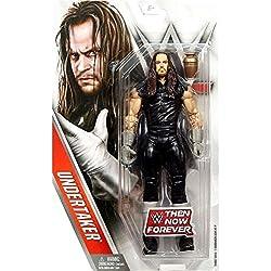 WWE Undertaker Poi Now Per sempre Mattel Wrestling 6 Pollici Action Figure