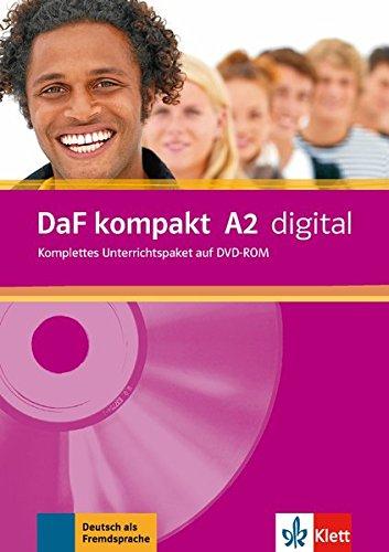 Daf kompakt. A2. Per le Scuole superiori. DVD-ROM