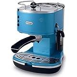 DeLonghi ECO310.B, Azul, 1050 W, 230 MB/s, 50/60 Hz, 230 x 260 x 300 mm, 4800 g - Máquina de café