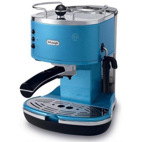 De'Longhi ICONA ECO310.B, Macchina per Caffè Espresso con Pompa, Blu