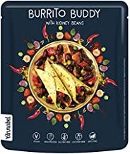 Annabel - Burrito Buddy 100% natural mexican flavoured vegan ready meal- 5 x 500 g